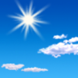 Thursday: Sunny, with a high near 72. West wind 5 to 10 mph.